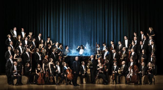 Orquestra Simfònica de Barcelona i Nacional de Catalunya amb Kazushi Ono. © Igor Cortadellas