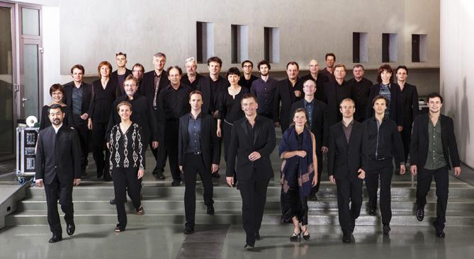Ensemble Intercontemporaine. © Franck Fervile