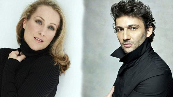 Diana Damrau i Jonas Kaufmann