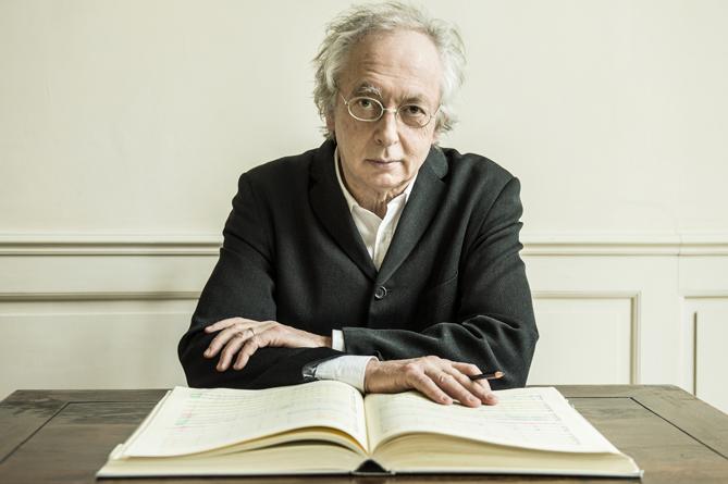 Philippe Herreweghe. © Michiel Hendryckx