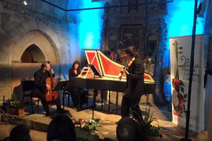 Cervera es reafirma com a centre de la música clàssica catalana amb el Festival de Pasqua