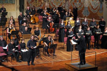 Prégardien i Jacobs posen lirisme i drama a la 'Passió' de Bach