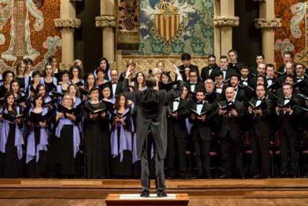 L'Orfeó Català i el Cor de Cambra del Palau debuten al BBC Proms de Londres
