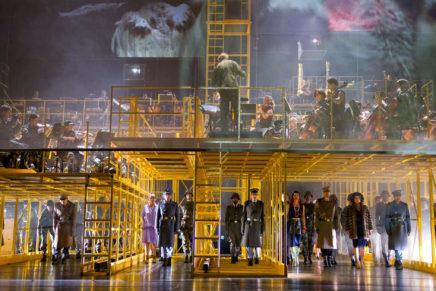 Teatro Real 2017-18: més enllà del segle XIX