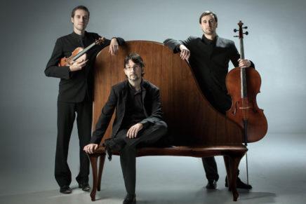 El Trio Pedrell, de gira per la Xina aquest mes de maig