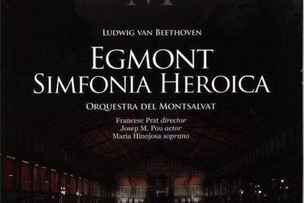 Beethoven: Egmont / Simfonia Heroica