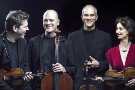 El Quartet Casals celebra el seu vintè aniversari a L'Auditori