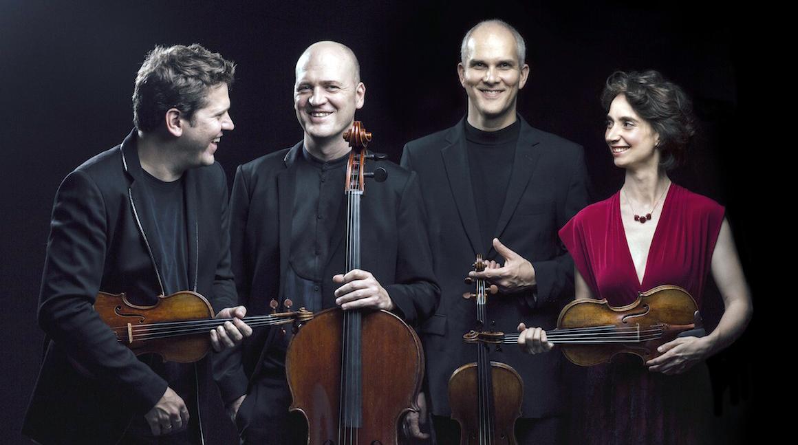 Quartet Casals. © Igor Cortadellas
