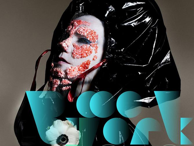 Imatge promocional del DJ Set de Björk