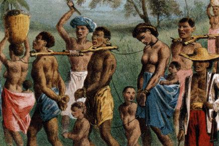 Les rutes de l'esclavatge. 1444-1888