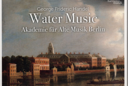 G. F. Händel: Water music