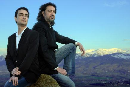 David Alegret presenta cançons del seu primer disc en solitari, acompanyat pel pianista Daniel Blanch
