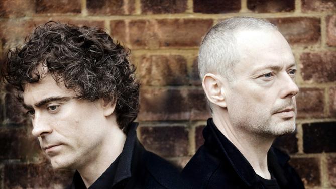 Paul Lewis i Mark Padmore (foto d'arxiu)