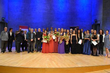 La soprano Irene Mas i el pianista xilè Danor Quinteros, premiats al 13è CIM de Les Corts