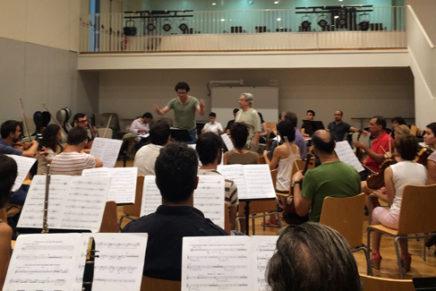 Sant Cugat acull l'11a edició del Curs Internacional de Direcció d'Orquestra Antoni Ros Marbà