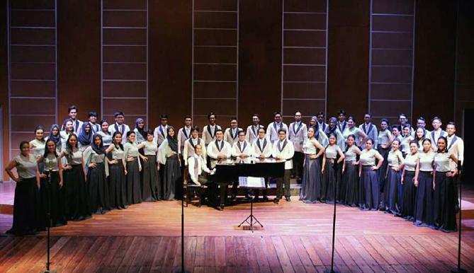 Cor Paduan Suara Mahasiswa U.I.P. d'Indonèsia