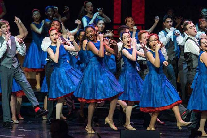 El Young People's Chorus de Nova York