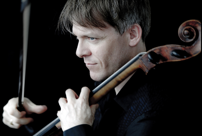 Alban Gerhardt. © Sim Canetty-Clarke/Hyperion Records