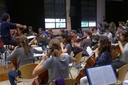 Aquest divendres, 9 de juny, comencen les audicions per a la Jove Orquestra Simfònica de Barcelona. La convocatòria és oberta