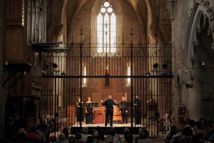 La Pedra Parla. Tercer cicle de música al monestir de Vallbona de les Monges