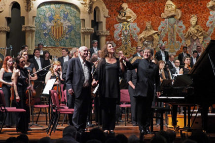 Doble estrena històrica amb l'OBC al Palau: 'Concerto di maggio' i 'Torrijos'