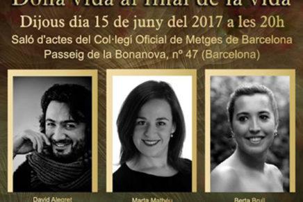 Quart concert líric solidari de la Fundació Paliaclinic, amb David Alegret i Marta Mathéu