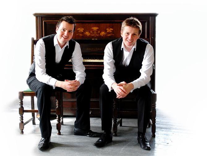 Tom i Jonathan Scott
