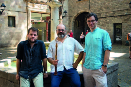 Festival Händel a Barcelona amb Vespres d'Arnadí