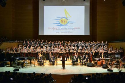 Barcelona és aquests dies la seu del Simposi Mundial de Música Coral