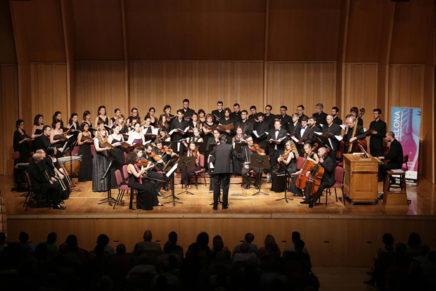 BZM porta al Petit Palau els orígens de la 'Missa en Si menor'