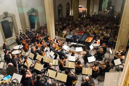 Els solistes i la creació actual brillen en el concert inaugural del Festival de Cervera