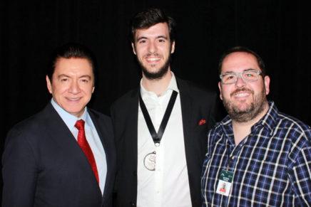 El baríton Carles Pachón, segon premi del I Concurs d'Òpera Francisco Araiza de Mèxic