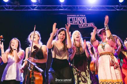 Banyoles acollirà del 7 al 17 de juliol de 2017 la segona edició de l'Ethno Catalonia
