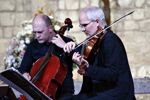Arnau Tomàs i Jonathan Brown. Foto: westudio photo&video