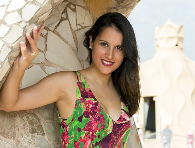 Sara Blanch inicia la seva residència el proper diumenge 17 de setembre