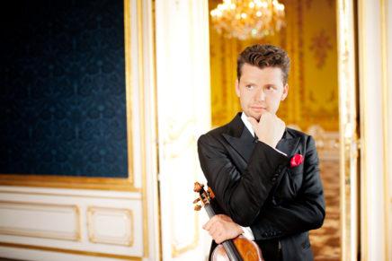 El violí de Rachlin triomfa en el concert inaugural de l'OBC
