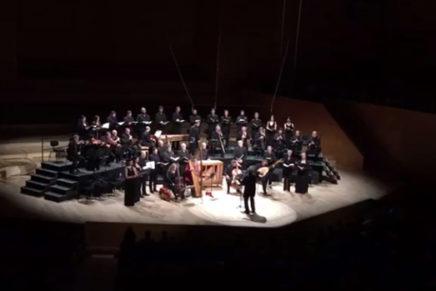 Versió sublim de les 'Vespres' de Monteverdi a càrrec de Jordi Savall