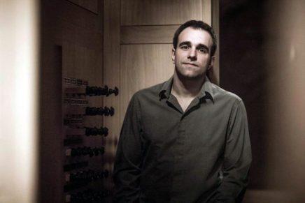 Juan de la Rubia posarà música en directe al film Metropolis al Palau de la Música Catalana