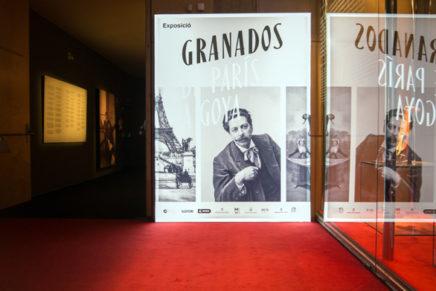 """L'exposició """"Granados, de París a Goya"""", al Museu de la Música"""