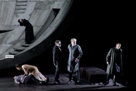 'Tristan und Isolde' torna al Liceu amb la Fura dels Baus