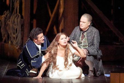 Netrebko i Beczala protagonitzen 'Adriana Lecouvreur' a Viena