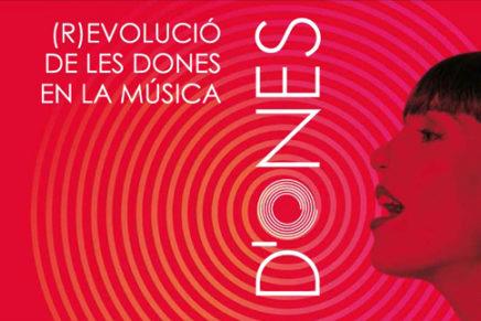El Palau Robert acull una exposició gràfica i sonora sobre el paper de la dona en la música catalana