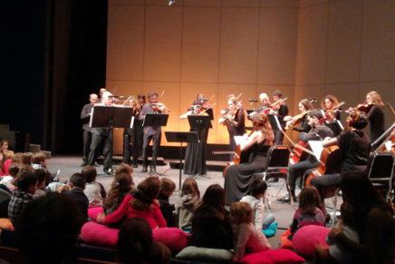 Ja ha començat la nova temporada de l'Orquestra de Cambra de Granollers