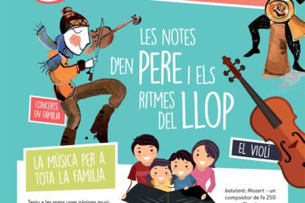 Inaugurem nova secció de música en família: Batutem!