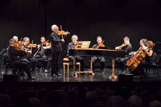 L'Orquestra Nacional Clàssica d'Andorra inaugura amb l'actriu Aina Clotet la temporada 2018 al Petit Palau