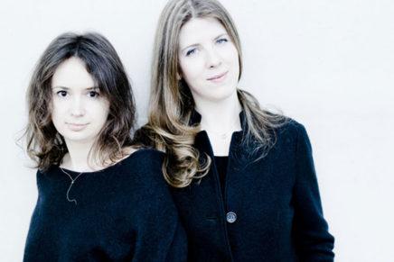 Kopatchinskaja i Leschenko, nous aires per a la música en directe