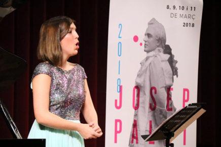 La soprano Paula Sánchez-Valverde guanya el segon Concurs de Cant Josep Palet de Martorell