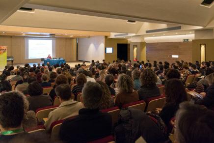 El primer congrés de conservatoris de Catalunya va reunir 350 professionals relacionats amb el món de l'educació musical