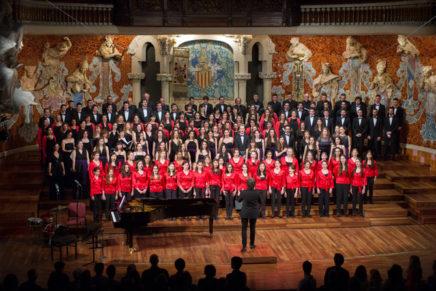 L'Orfeó Català celebra la II Festa de la Música Coral aquest diumenge, 4 de març, amb l'estrena de vuit composicions corals d'autors catalans