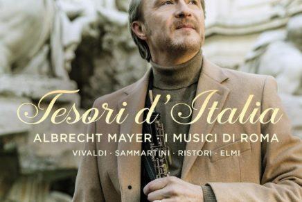 Tesori d'Italia. Albrecht Mayer, oboè. I Musici di Roma.
